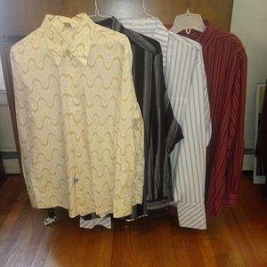 Bundle of Men's Shirts